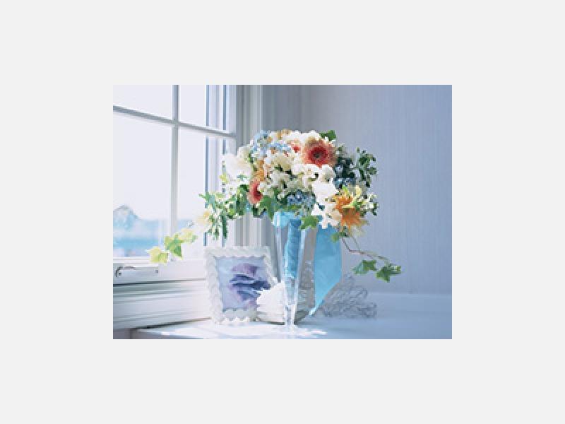 お花で非日常を演出しませんか?錦糸町駅の花屋のひまわり