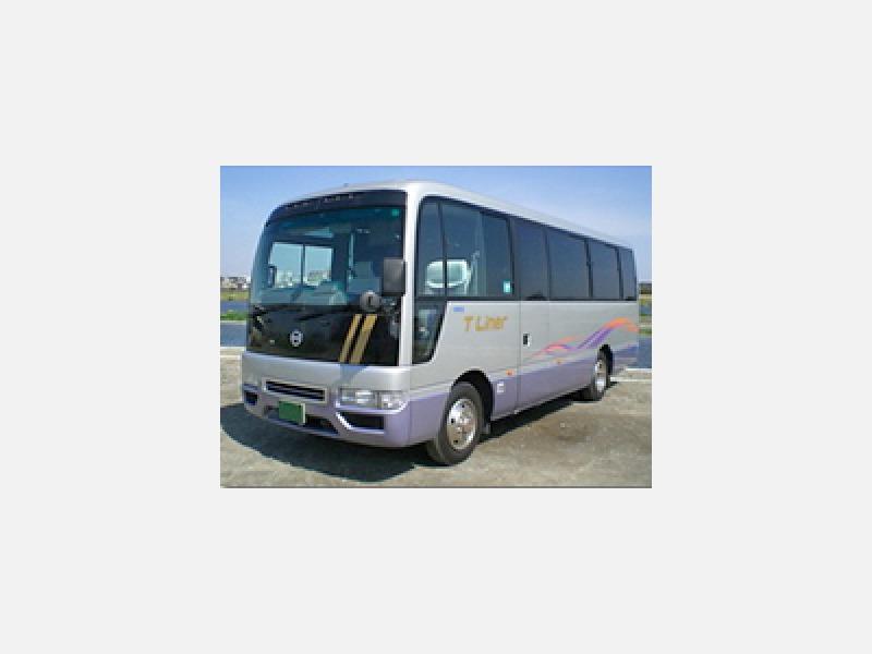 貸切バス・送迎バス車輌 マイクロバス