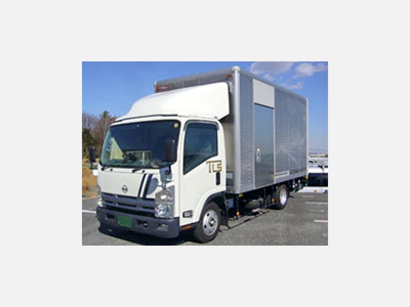 ロケ車輌(貨物) 2tトラック