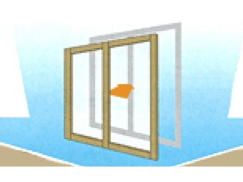 窓に内窓プラス 防音-防暑-防寒-結露-防犯に最適