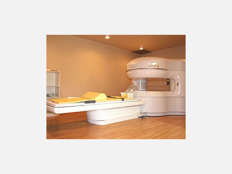 MRI 検査室