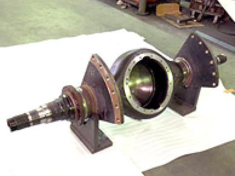 機械加工・溶接組付