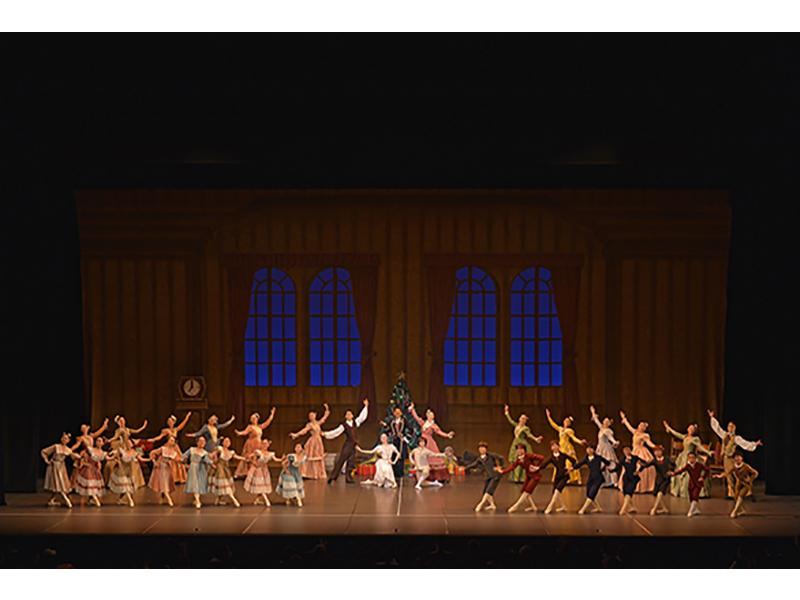 バレエで美しい姿勢を