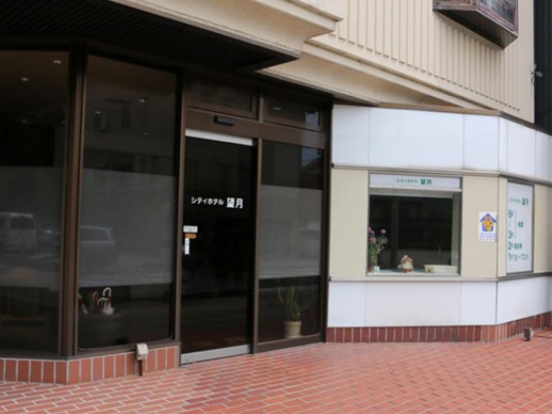 JR尾鷲駅から徒歩7分のビジネスホテルです