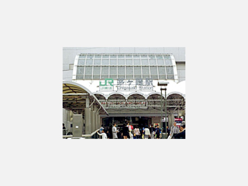 JR茅ヶ崎駅北口から徒歩2分