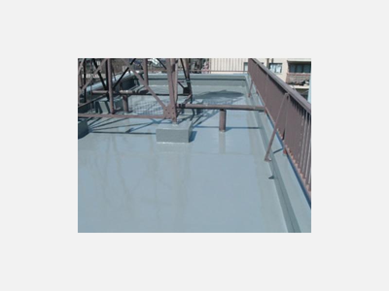 防水工事の種類も様々です。適正な提案を致します