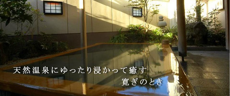 千葉県南房総 白浜温泉 グランドホテル太陽 温泉