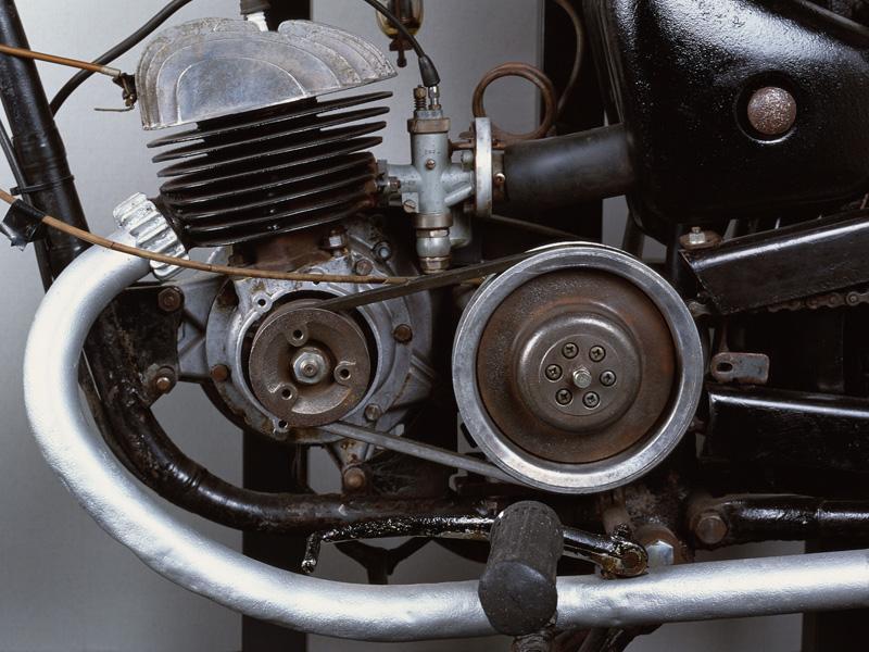バイクの整備・修理も丁寧に行います