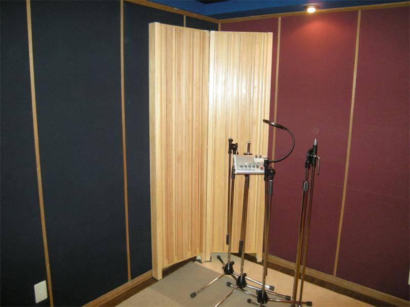 サウンドボード(音響パネル)製作