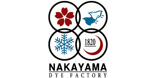 有限会社中山染工場ロゴ