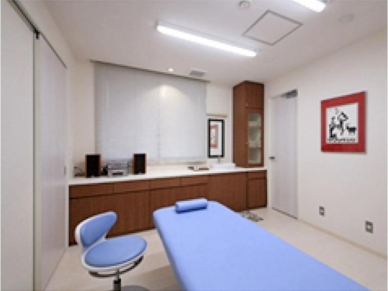 2F:皮膚科手術・レーザー室