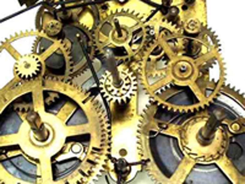 掛時計や柱時計のオーバーホール お任せ下さい