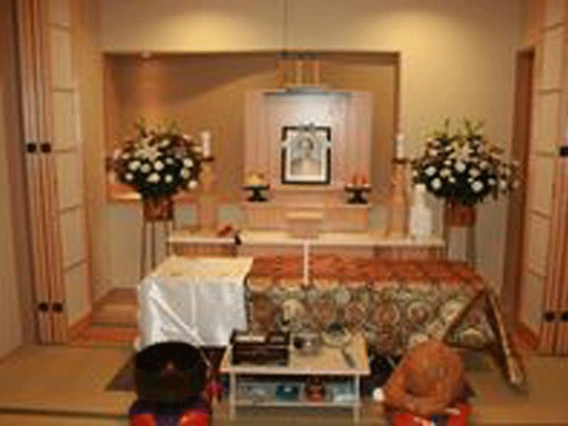 最もシンプルな家族葬Sプラン