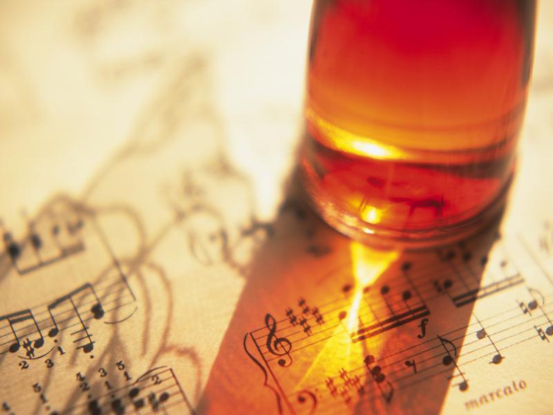 ♪流れるジャズに酔いしれて!
