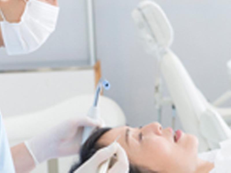 歯の健康相談や定期健診