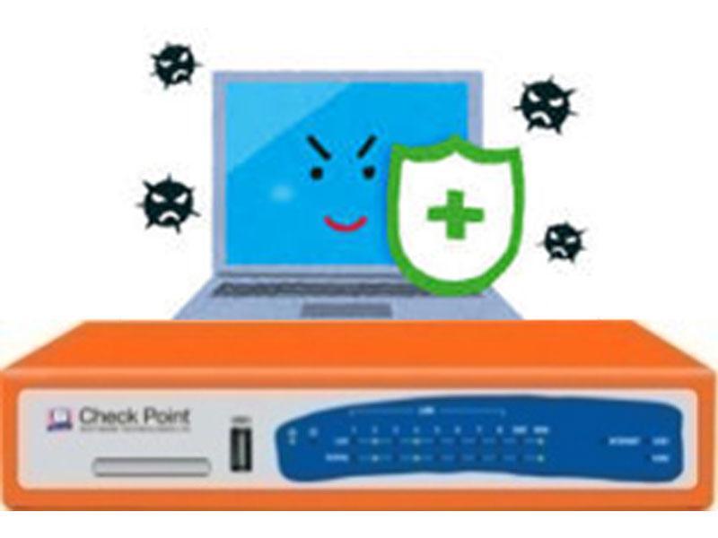 オフィスのネットワークセキュリティにUTM