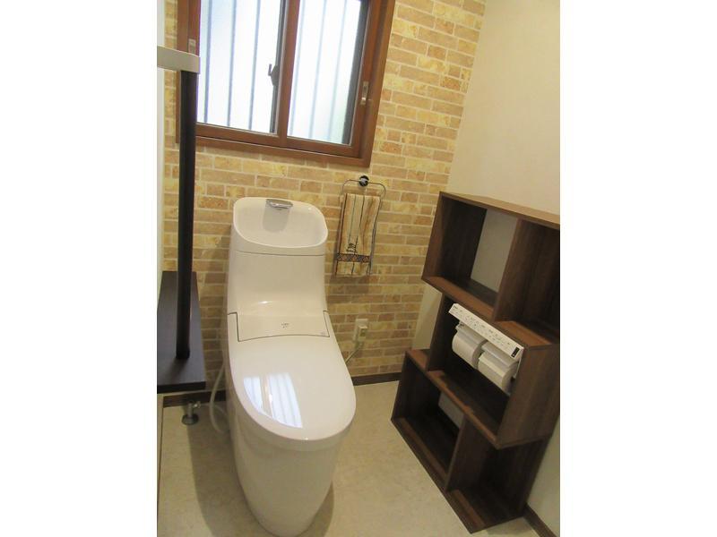 清潔感をたもてる トイレのリフォーム