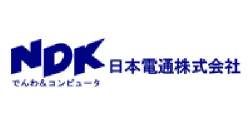 日本電通株式会社ロゴ