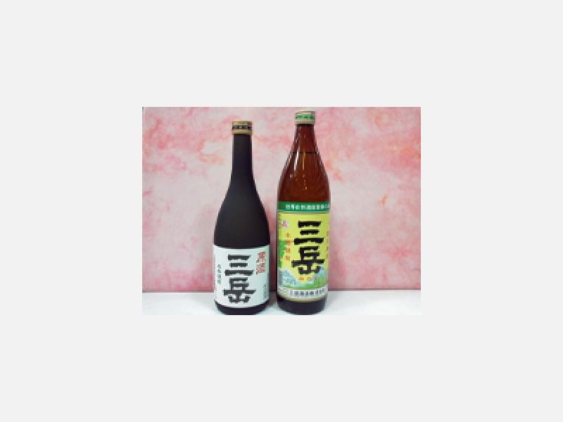 三岳原酒720ml&三岳900ml