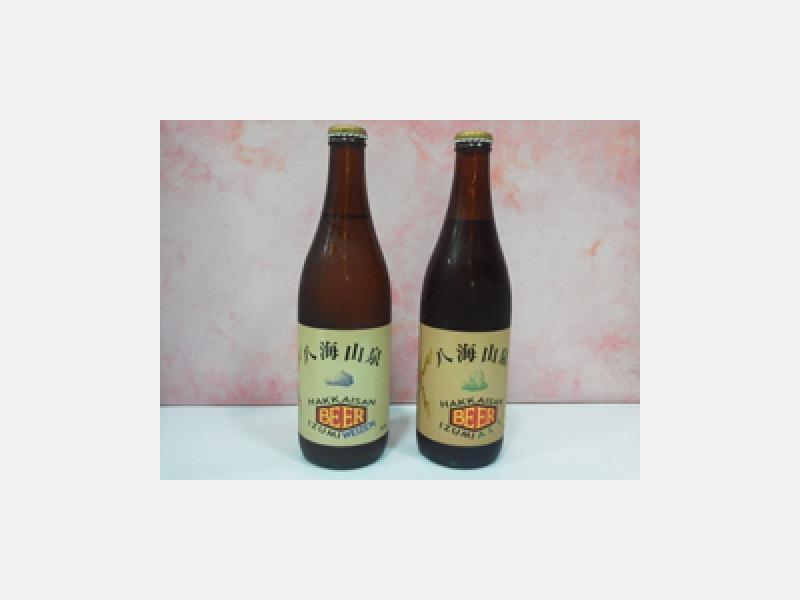 八海山地ビール(アルト・ヴァイゼン)