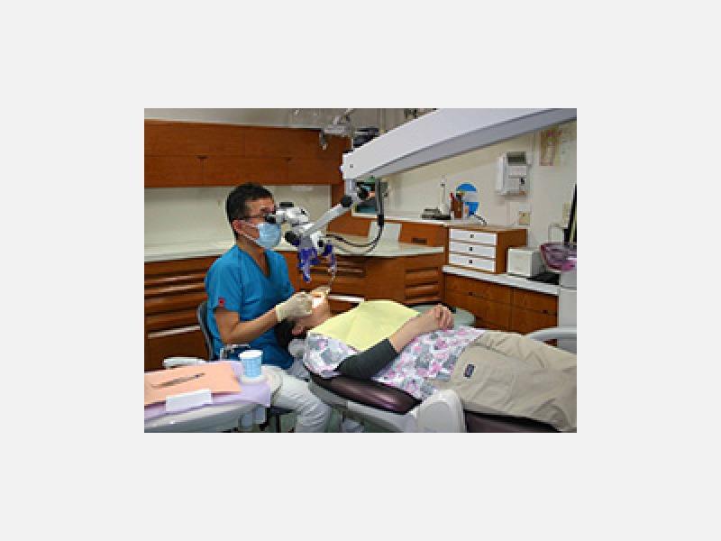診療室1番