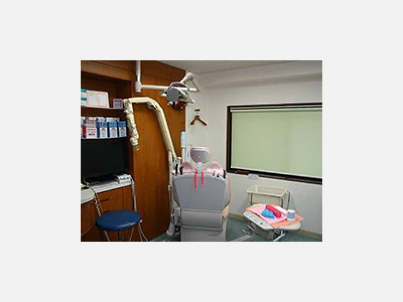 診療室(歯科衛生士用)2番