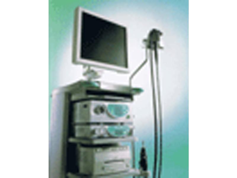 胃カメラ、大腸ファイバー検査装置