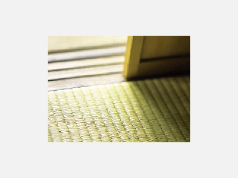 畳の快適さが見直されています