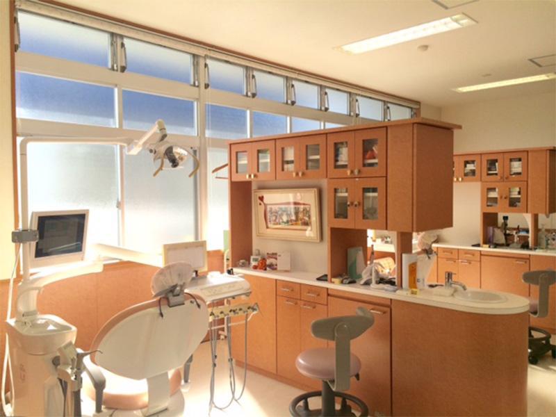 ◆谷口歯科クリニックの診察室
