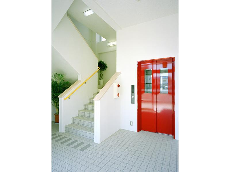 ◆エレベーター完備、車椅子対応