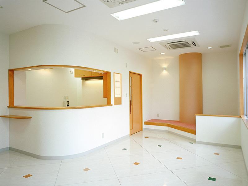 ◆谷口歯科クリニックの受付