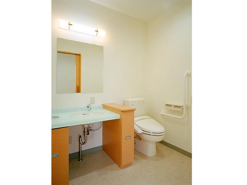 ◆谷口歯科クリニックのバリアフリーのお手洗い