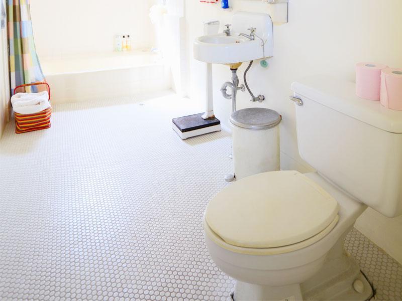 トイレ・流し・浴室等のパイプ詰まり処理
