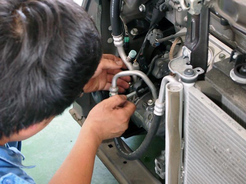 株式会社三和モータースは車検見積りを無料でいたします