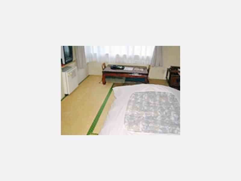 シングル・セミダブル・ツイン・和室 各種ございます