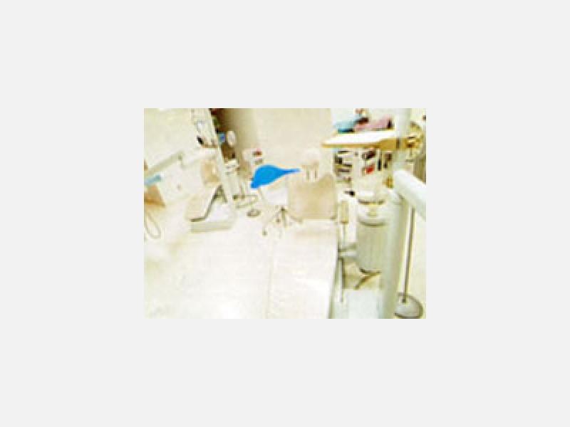 ドイツ製Kavo社の診療台