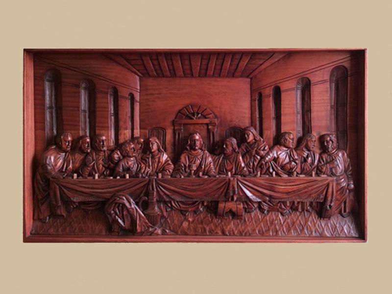 カトリック木彫品販売はエクア民芸へ