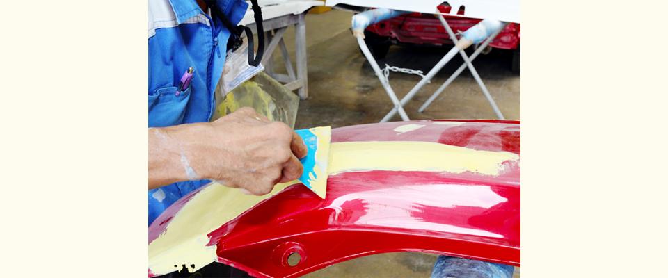 盛岡市 自動車鈑金・塗装・修理 成和自動車鈑金塗装