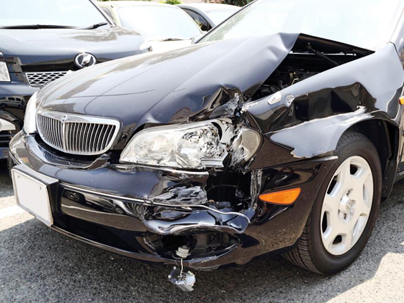 事故車の修理もおまかせ下さい
