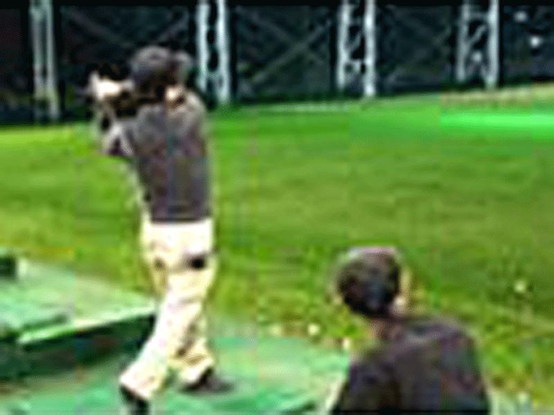 弊社は視覚障害者ゴルフを応援いたします
