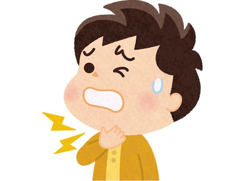 咳・のどの痛みなど