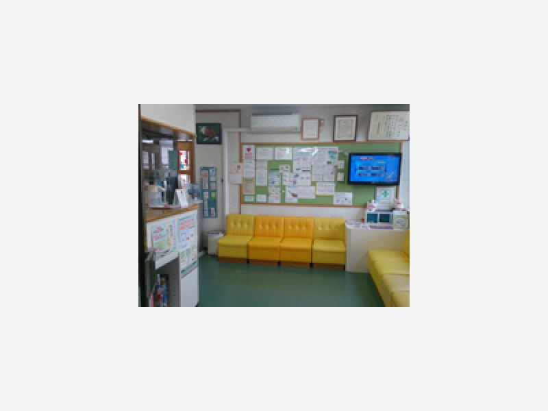 快適な待合室