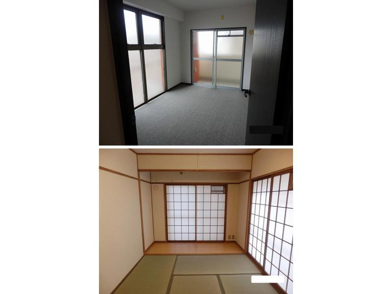 賃貸マンションの現状回復工事・施工例
