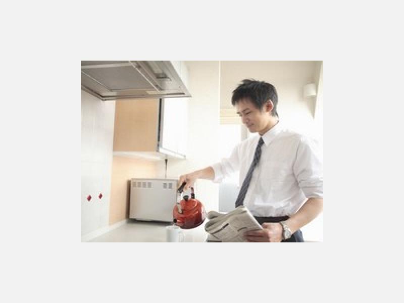 冷蔵庫等も完備ですぐ生活できます