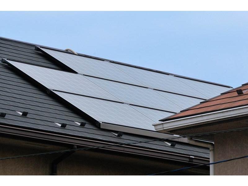 ソーラーシステムの施工も承ります