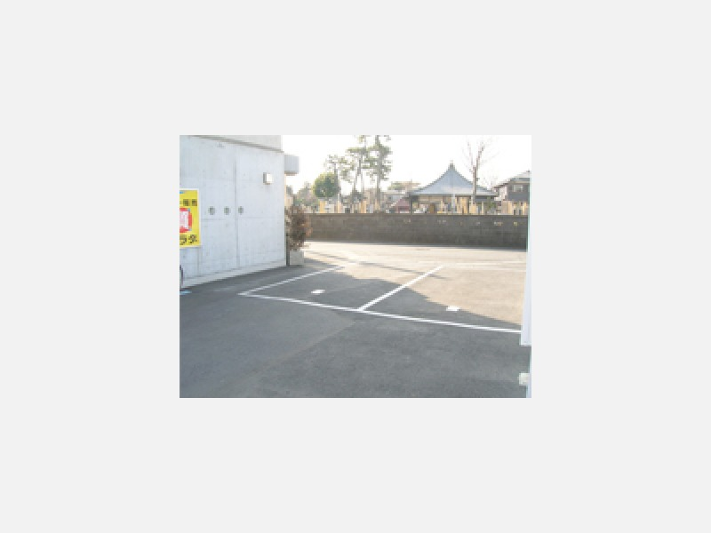 駐車場完備!!