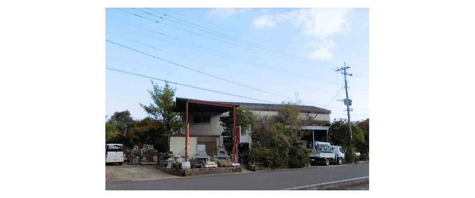 福重石材店勝目営業所TEL0996-24-5800