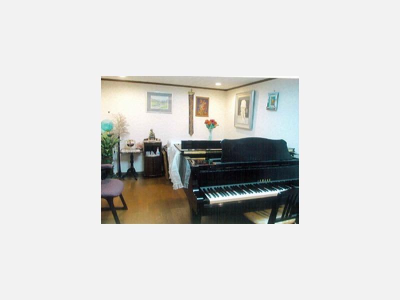 楽しくレッスンができるピアノ教室 第1レッスン室