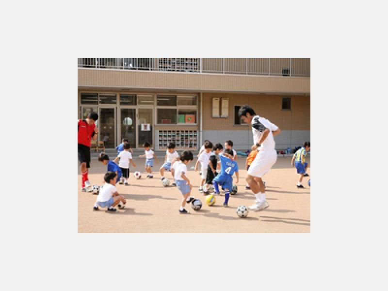 一流コーチ陣によるサッカー教室