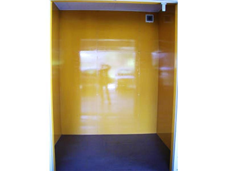 トランクルーム内、棚等の設置も可